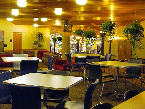 SPSC Larson Gallery Lounge - Standard