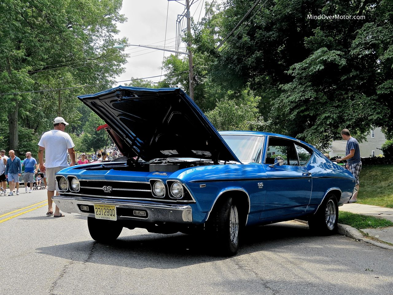 1969 Chevrolet Chevelle SS396 Front