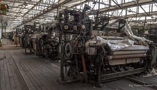 Big Textile Factory