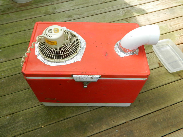 Redneck Air Conditioner