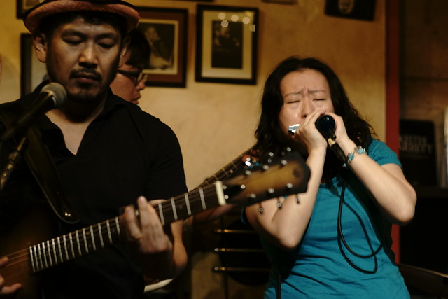 Apollo blues session, Tokyo, 17 Jul 2014. 061