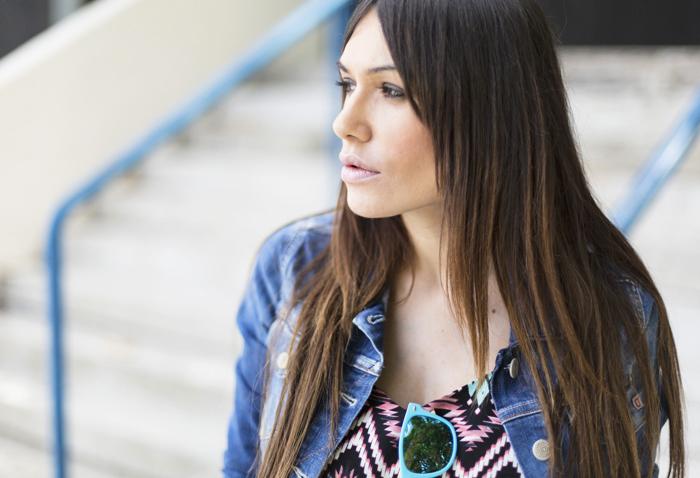 street style barbara crespo C&A jumpsuit colors fashion blogger outfit blog de moda