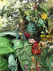 Green Man at the Pilton Green Man Festival