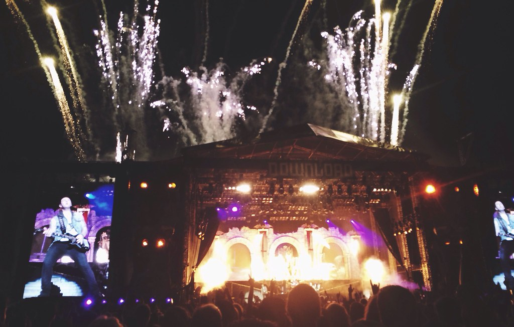 Avenged Sevenfold at Download Festival 2014 | aimee reynolds