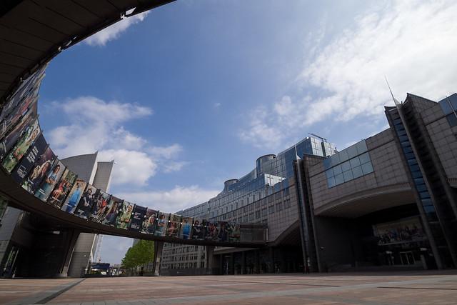day 4 brussel europian parliament 1