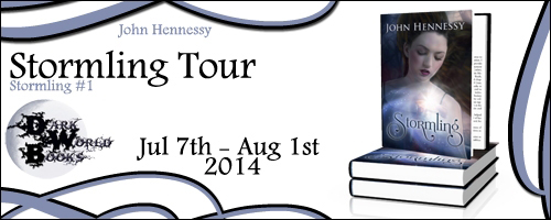 STORMLING Tour & Giveaway