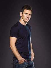 Messi Photoshoot
