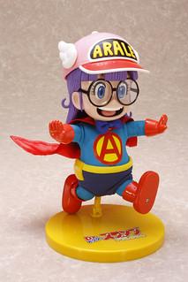 EX合金《怪博士與機器娃娃》阿拉蕾(丁小雨) 超人裝版