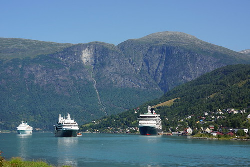 Norway Fjords Cunard Cruise