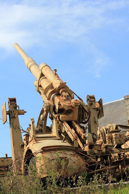 Canon d'artillerie 2