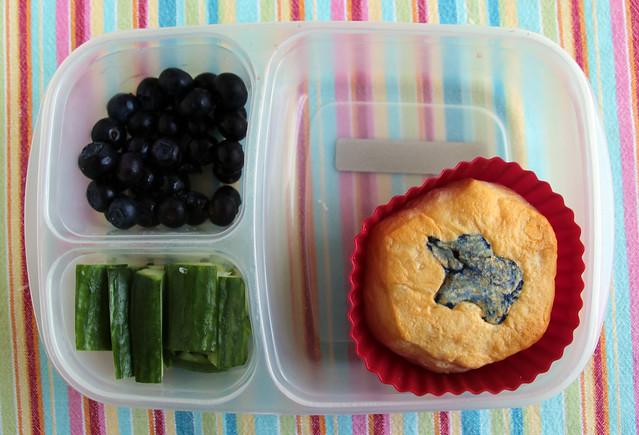 Preschooler Bento #693: After