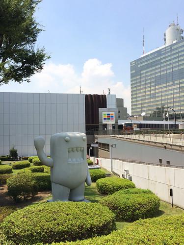 どーもくん@渋谷NHK