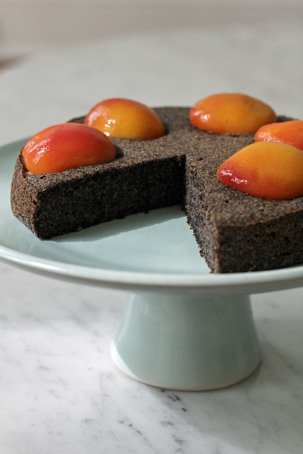 poopy seed torte