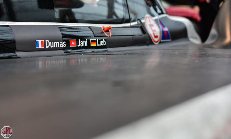 24H Le Mans Winners - Porsche 919 hybrid
