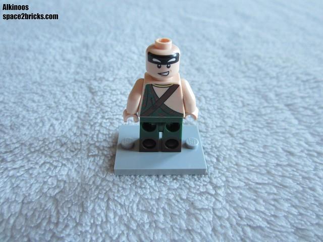 Lego tartan Batman p4