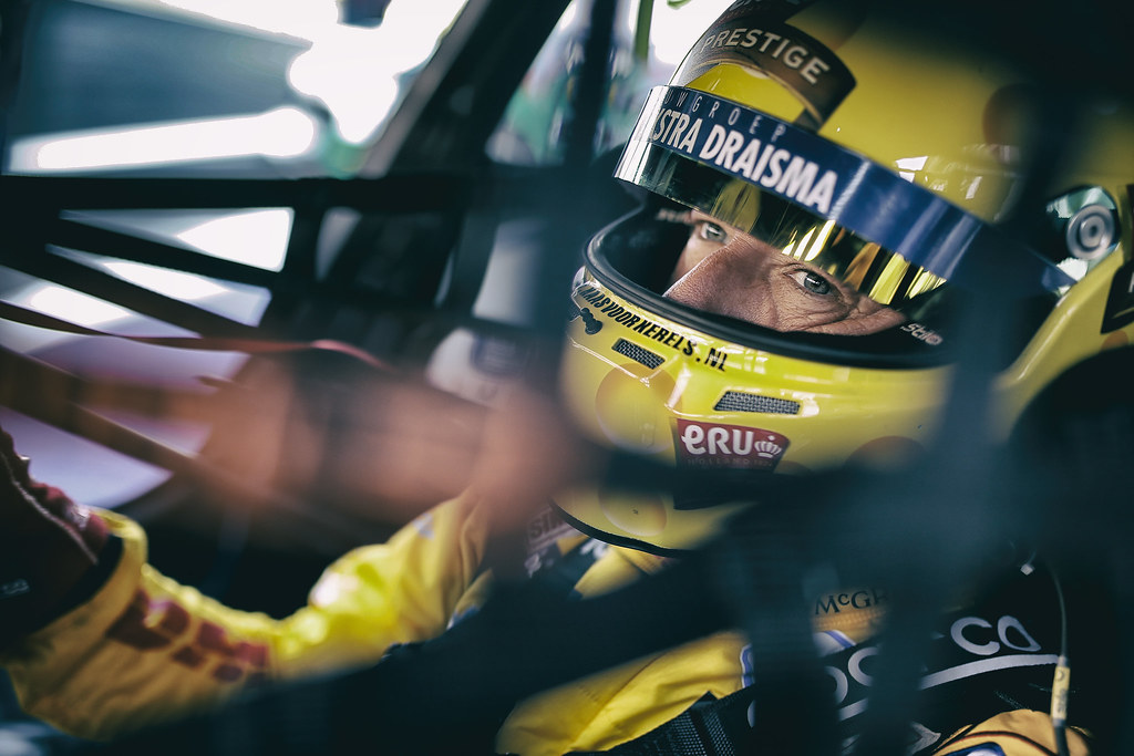 CORONEL Tom (ned) Chevrolet RML Cruze team ROAL Motorsport ambiance portrait during the 2017 FIA WTCC World Touring Car Race of Morocco at Marrakech, from April 7 to 9 - Photo Jean Michel Le Meur / DPPI.