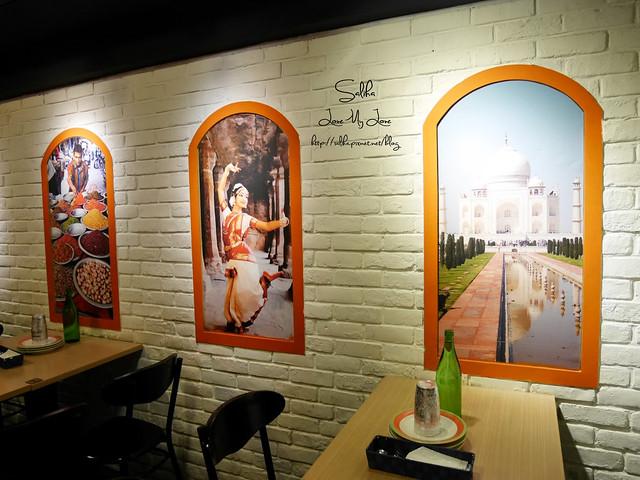 台北松菸附近餐廳印度皇宮異國料理推薦 (4)