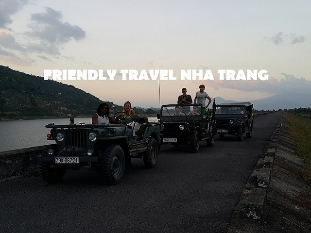 Nha Trang Sunset Tour By Jeep 4x4