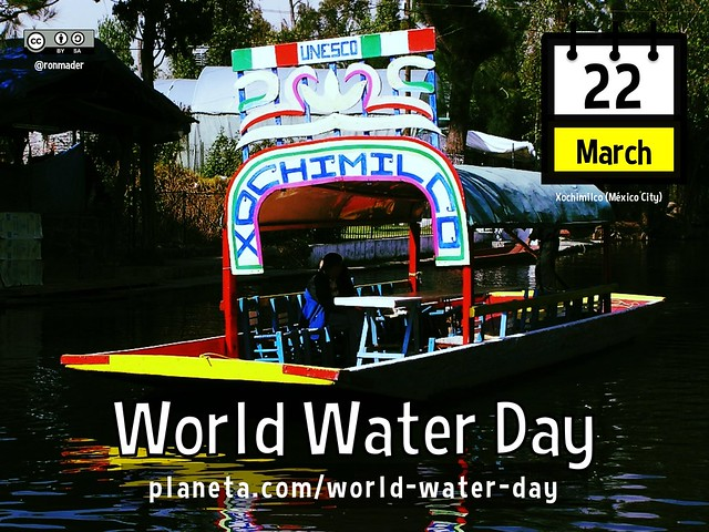 March 22 is World Water Day