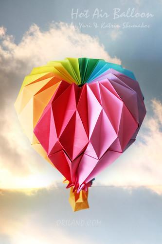 Oriland Oriland Balloon Ride