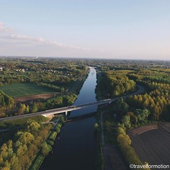 #flying is the #best #way to #relax #gent #ghent #waterways #visitgent #landscape #belgium #igbelgium #green #spring #aerialphotography #water #road #vsco #vscocam #wanderlust #travel #travelgram #guardiantravelsnaps #trees