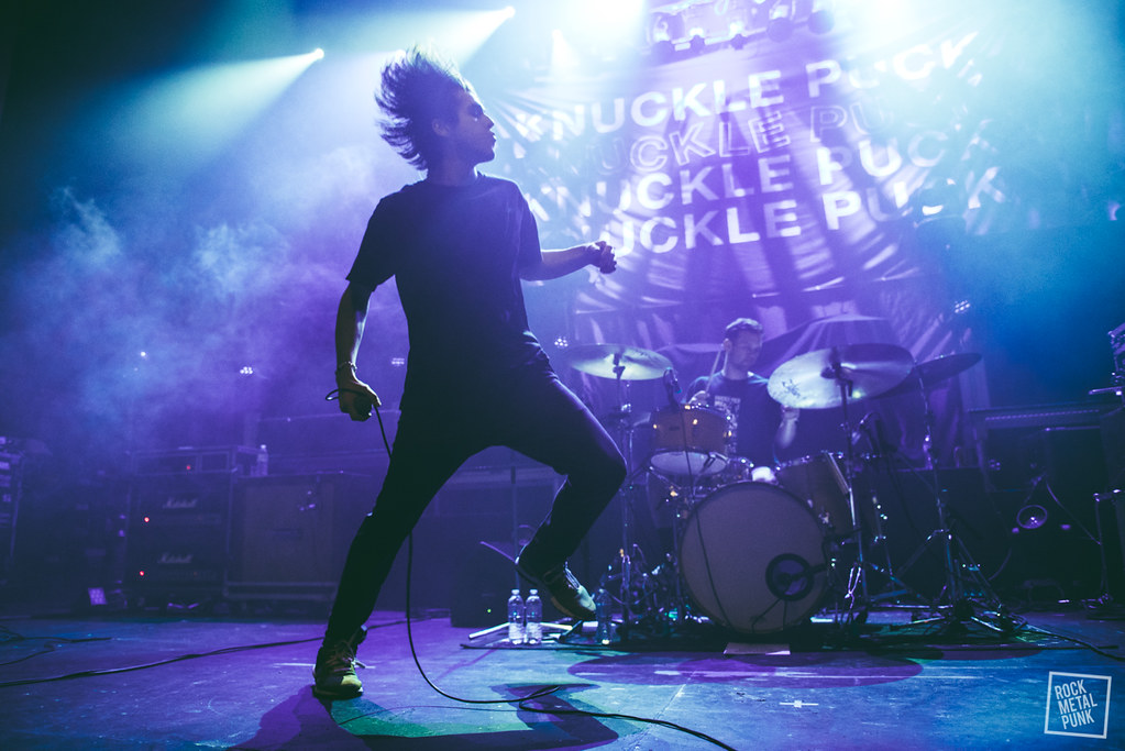 13.04.17 // Mayday Parade/Knuckle Puck // Vancouver