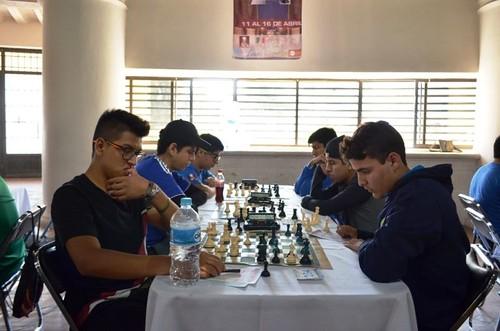 2017 - Nacional Abierto - Ronda 4 Infantiles y Juveniles