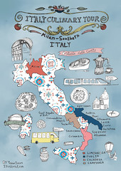 Italy Culinary Tour