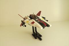 Oryn Nixs modified A-Wing
