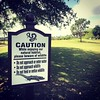 El golf en Florida es deporte de riesgo