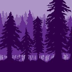 Trees! #PixelArt