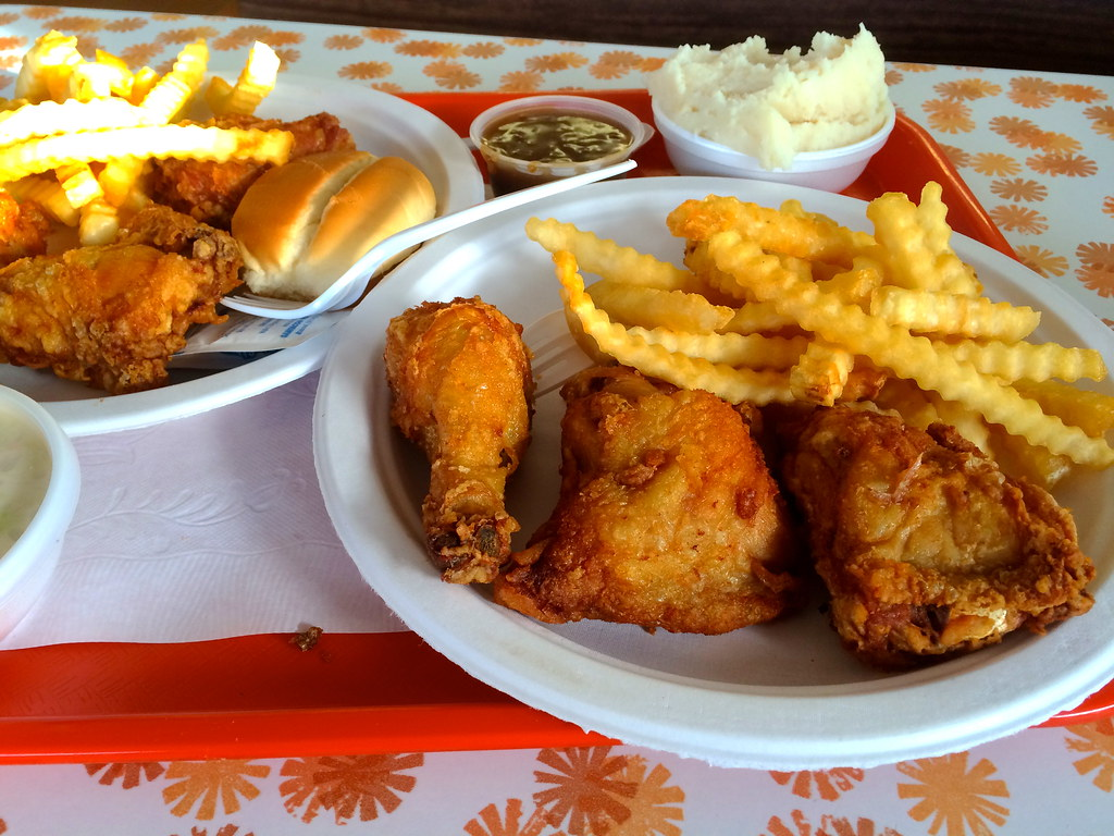 Speck's Broasted Chicken Collegeville PA Pennsylvania Retro Roadmap