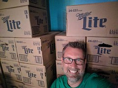 #itsmillertime #BeerFriday