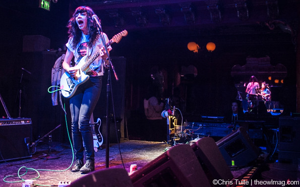The Coathangers @ Great American Music Hall, SF 3/24/14