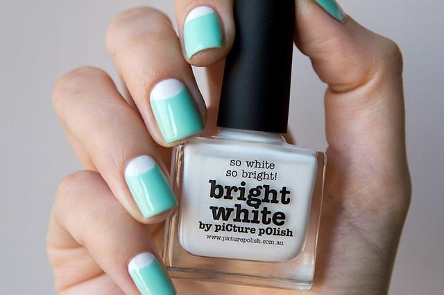 Picture Polish Tiffany & Bright White