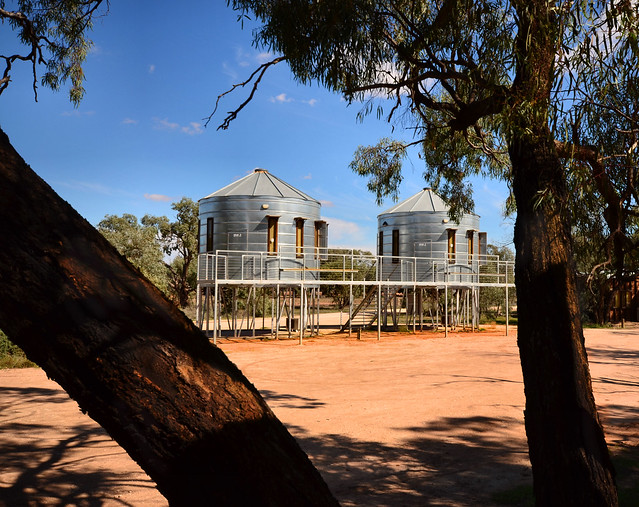 Mallee Bush Retreat