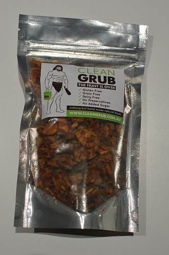 Clean Grub: Granola