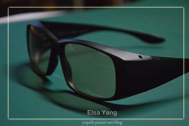 抗藍光眼鏡008