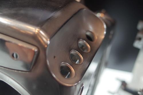 Magnesium alloy exterior PENTAX 645Z 13