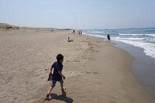 鳥取砂丘(10)