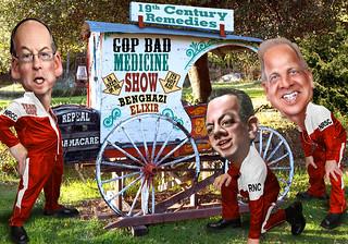GOP Bad Medicine Show