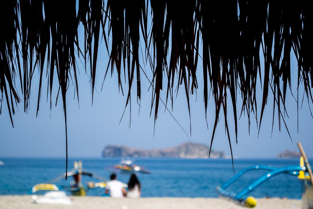 The beach of Love