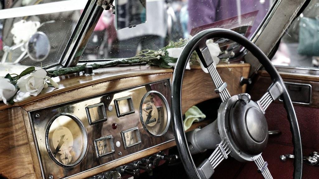 Portsmouth St Mary's Mayfayre. Rolls Royce Phantom 1