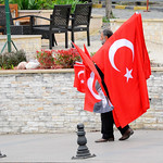 Being Patriotic in Turkey by mandalaybus