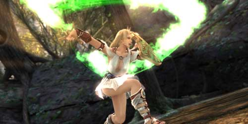 Soulcalibur: Lost Swords available in the US and hits EU April 23