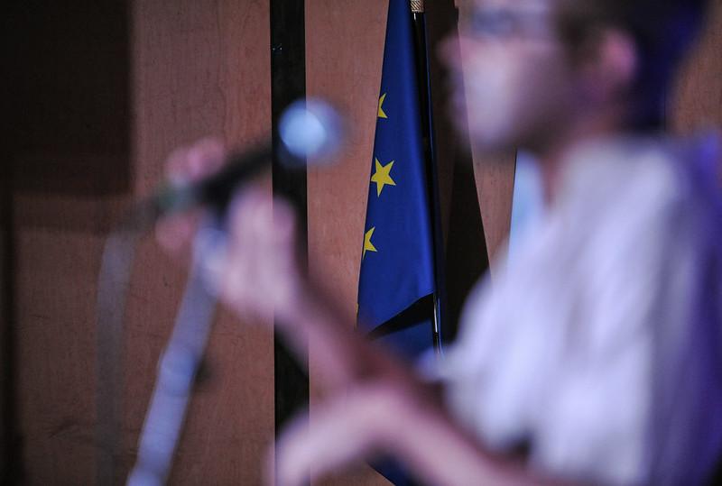 Evry Daily Photo - Ebena - Concert Fete de l Europe a Evry
