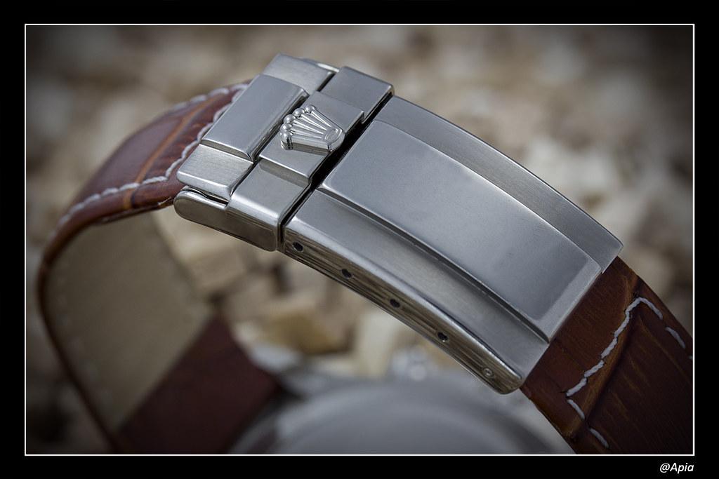 Daytona - [Revue] Rolex Daytona 116519 cadran Météorite ... alias Inespérée ;) 13976706509_98ff53f920_b