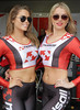 Halsall Racing Pit / Grid Girls