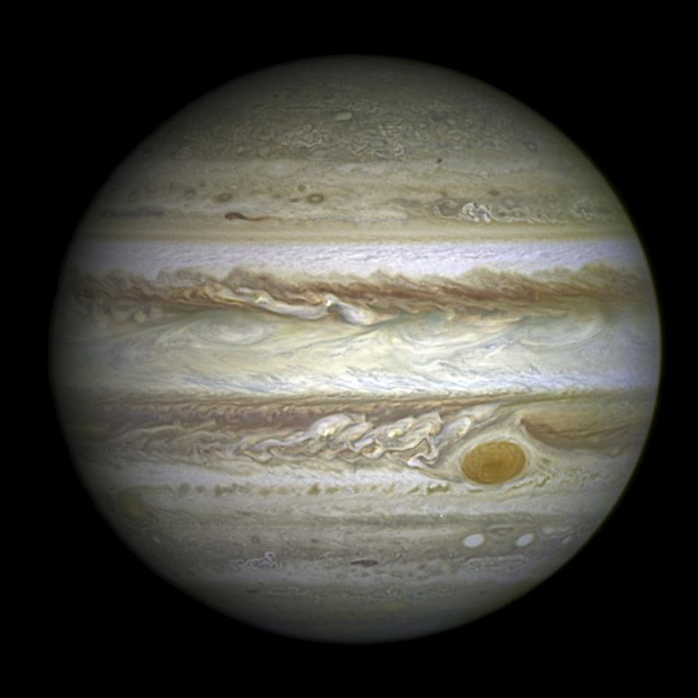 NASA's Hubble Shows Jupiter's Great Red Spot is Smaller than Ever