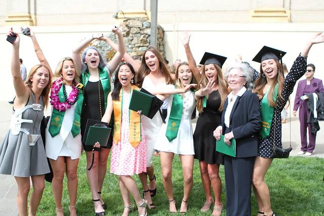 USFCA Spring 2014 Graduation - 48
